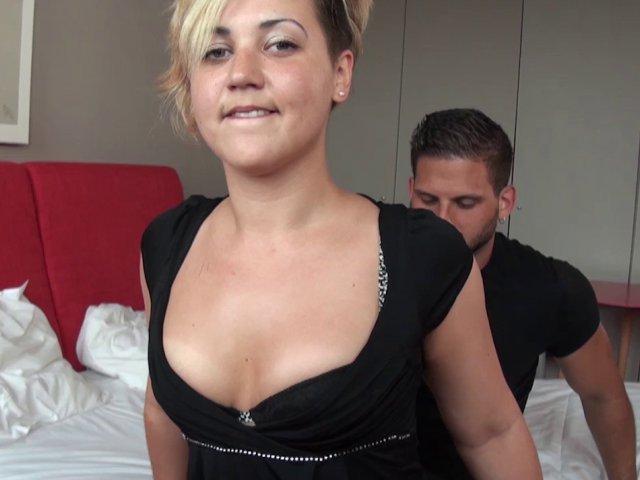 Sextape femme mature et son copain